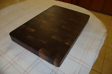 Walnut Wood End Grain Butcher Block Cutting Board