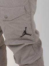 Jordan City Cargo Pants Dark Grey Heather 704800-063 SIZE 40