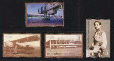 THAILAND 2014 CENTENARY OF DON MUEANG INT'L AIRPORT COMP. SET OF 4 STAMPS MINT