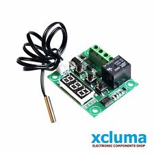 W1209 DC12V DIGITAL COOL HEAT TEMP THERMOSTAT THERMOMETER ARDUINO BE0352