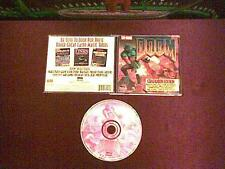 "1994 DOOM Companion ""Tons of DOOM stuff!"" on CD for PC * free shipping"