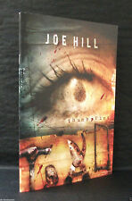 THUMBPRINT Joe Hill US LIMITED ED CHAPBOOK Subterranean Press