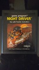 NIGHT DRIVER - GAME FOR ATARI 2600