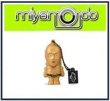 Original TRIBE Star Wars C-3PO 16GB USB Drive Thumb Drive Pen Drive Flash Drive