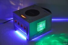 NINTENDO GAMECUBE CONSOLE - PAD & LEADS - Silver - PAL - Cleaned & Tested