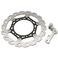 Yamaha YZ250F YZ450F Tusk Oversized Floating Front Brake Rotor Kit
