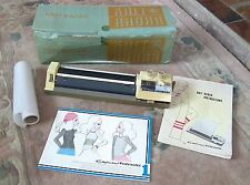 Vintage Empisal Knitmaster Knit Radar KR 6 + Manual, Knitting Machine Attachment