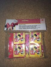 Minnie Mouse Activity Pack -Party Bag Fillers -Pencils,stickers,activity books