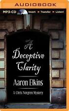 The Chris Norgren Mysteries: A Deceptive Clarity 1 by Aaron Elkins (2014, MP3...