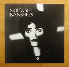 "NEW SIOUXSIE And The BANSHEES ""Songs From The Void"" LP BBC Sessions 77-79 MINT"