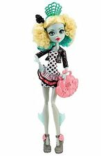 Intercambio De Monster High Lagoona Blue Muñeca Con Accesorios Niñas Juguete Regalo