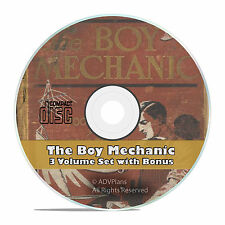 The Boy Mechanic, Mechanical, Electrical, 3000 Home School Projects for Boys V52