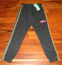 NWT Women's Adidas Stella McCartney Sport Sweatpants  Size XS Color Black AH8874