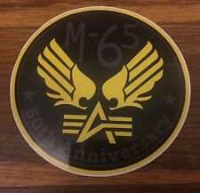Rare Alpha industries Sticker - M-65 50th Anniversary