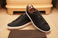 Church's Black Textile Sneakers Trainers Shoes  Size UK 12