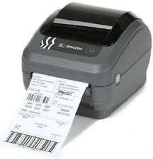 *NEW* Zebra GK420D Direct Thermal USB Serial Label Printer P/N: GK42-202510-000
