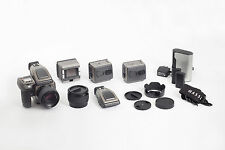 MINT Hasselblad H1 + Phase One P25 ☆ 2933 ACTUATIONS + 80mm HC & 1.7x Converter