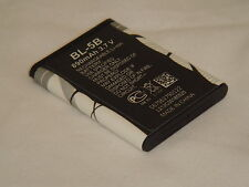 NEW COMPATIBLE BL-5B BATTERY FOR NOKIA 5500 Sport