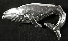 Endangered Species pin - Humpback Whale
