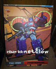 Transformers ToyWorld TW-M01 Primorion Optimus prime in Stock