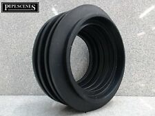 Toilet Flush Pipe Seal Rubber Flush Cone for 38mm or 40mm Flush Pipe