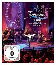 HELENE FISCHER - FARBENSPIEL-LIVE AUS MÜNCHEN  BLU-RAY  DEUTSCH-POP  NEU