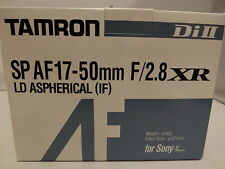 New TAMRON SP AF 17-50mm F/2.8 XR Di II LD Aspherical [IF]  A16 Lens for Sony A