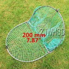 "Heavy Duty 200mm ( 7.87"" ) Sparrow Starling Bird Net Humane Live Trap Hunting"