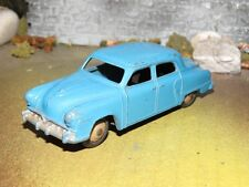 DINKY TOY DIECAST TOY CAR STUDEBAKER MADE IN ENGLAND-SUPER