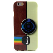 Instagram Camera Photography Hipster Soft TPU Gel Case Cover For Iphone 6 6S