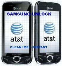FAST AT&T USA ALL SAMSUNG Factory Unlock code instant -24h