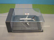 "HERPA LUFTHANSA ""FLENSBURG"" 737-200  W/DISPLAY CASE 1:500 SCALE DIECAST MODEL"