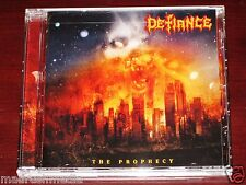 Defiance: The Prophecy CD 2009 Candlelight USA Records CDL442CD NEW