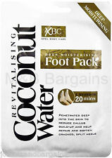 1 Treatment Deep Moisturising Revitalising Coconut Water Foot Pack