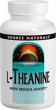 L-Theanine, 200mg, 60 ct, Source Naturals