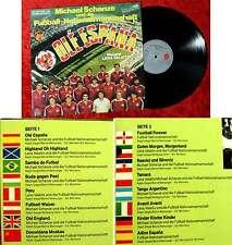 LP Michael Schanze & Fußball National Elf: Olé Espana (zur WM 1982) D