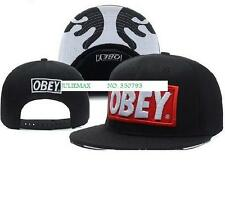 Obey fashion brand sport snapback Hat Cap (choice designs)
