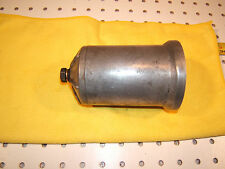 Mercedes W111,112,110,108,109,113,Ponton 4/6cyl oil filter metal OEM 1 Canister