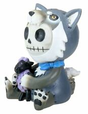 Furrybones Collectable Resin Figurine - Wolfgang - 10cm - MC33141 - New