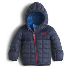 THE NORTH FACE Infant Boys Reversible Thermoball Hoody Jacket NWT 12-18 MONTHS
