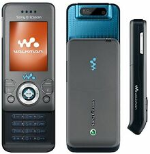 SONY ERICSSON W580i MOBILE PHONE - UNLOCKED WITH NEW HOUSE CHARGER AND WARRANTY