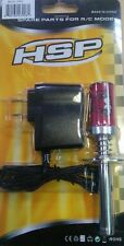 REDCAT RED CAT RACING Glow Plug Igniter WITH Charger FOR NITRO CARS TRUCKS BUGGY