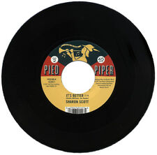 "SHARON SCOTT  ""IT'S BETTER""   KILLER NORTHERN SOUL  KENT    LISTEN!"