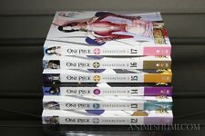 One Piece Collections 11,12,13,14,15,16 & 17 Ep. 253-396 Anime DVD Bundle R1