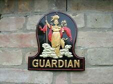 Un autentico marchio di garanzia Guardiano del fuoco in condizioni eccellenti.