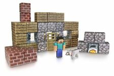 Minecraft Papercraft Shelter Set , New, Free Shipping