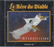 RARE CD 17T LE RÊVE DU DIABLE RÉSURRECTION NEUF SCELLE CANADA MaGaDa TAMANOIR