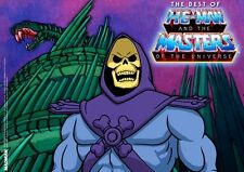 POSTER HE MAN AND THE MASTERS OF THE UNIVERSE GRANDE 12