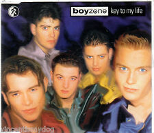 BOYZONE - KEY TO MY LIFE (3 track CD single)