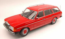 1:18 KK-Scale Mercedes-Benz 250T W123 Kombi Year 1978-82 red metallic